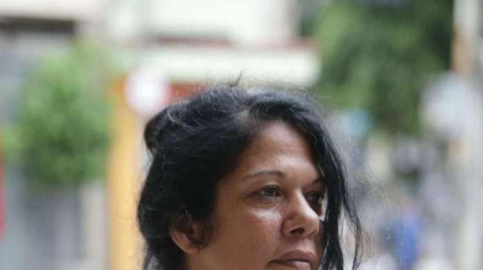 ADRIANA BORGES, 44 anos, dona de casa, mora no Centro do Rio.