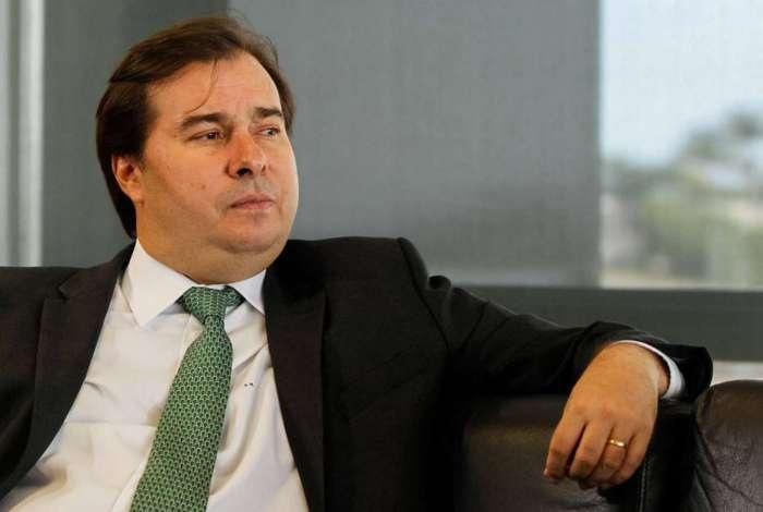 Rodrigo Maia sempre almejou se eleger para cargo no Poder Executivo