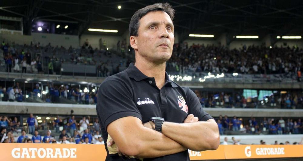 Z� Ricardo ressaltou que jogar contra o Cruzeiro fora � dif�cil