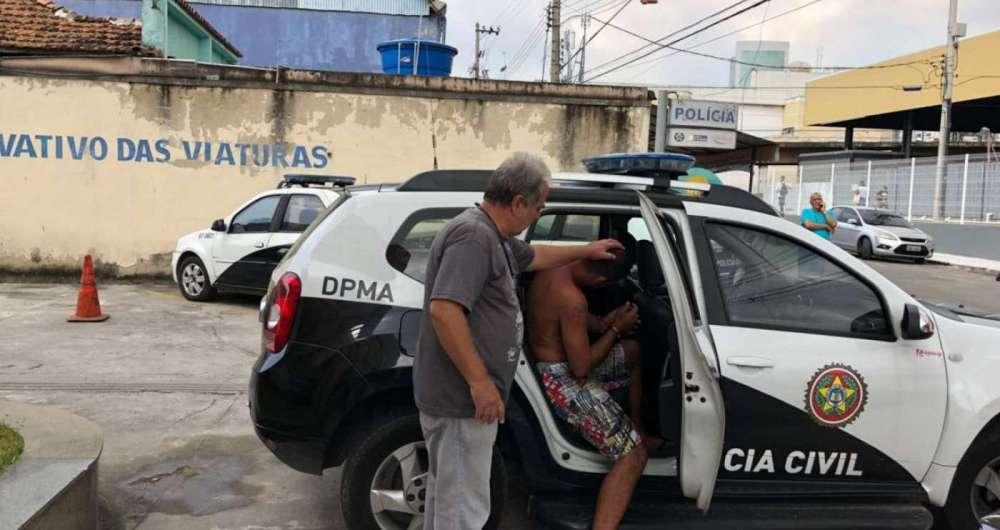 Homens são presos por crime ambiental