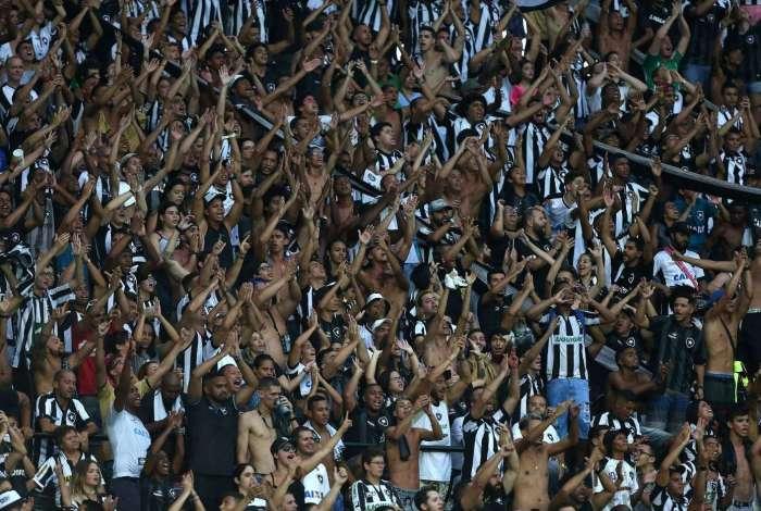 Torcida do Botafogo
