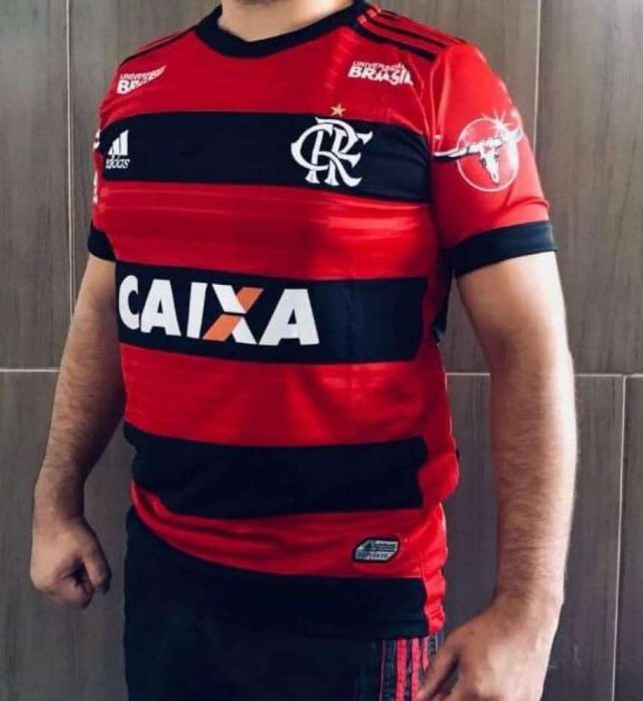 60f82c8f8a Novo uniforme do Flamengo vaza na Internet. Confira as imagens O Dia ...