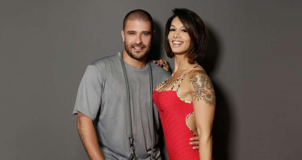 Diogo e Milena Nogueira