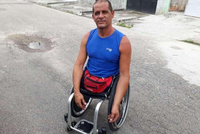 Jadir se arrastou por 100 metros para pedir ajuda após assalto