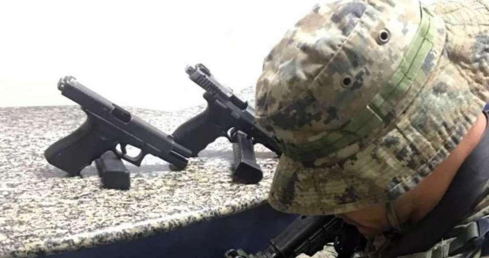 Bope apreende duas pistolas no Turano