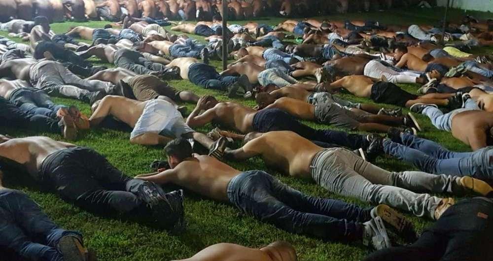 Operação contra milícia tem mais de 140 suspeitos presos e quatro mortos na Zona Oeste