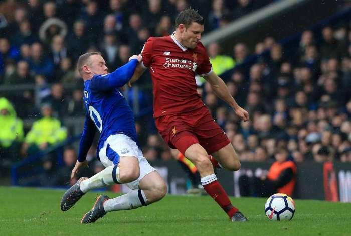 Clássico local entre Liverpool e Everton terminou em 0 a 0