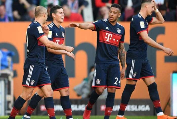 Bayern se sagrou hexacampeão da Alemanha