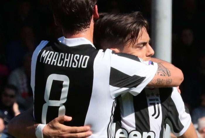Juventus venceu mais uma no Campeonato Italiano