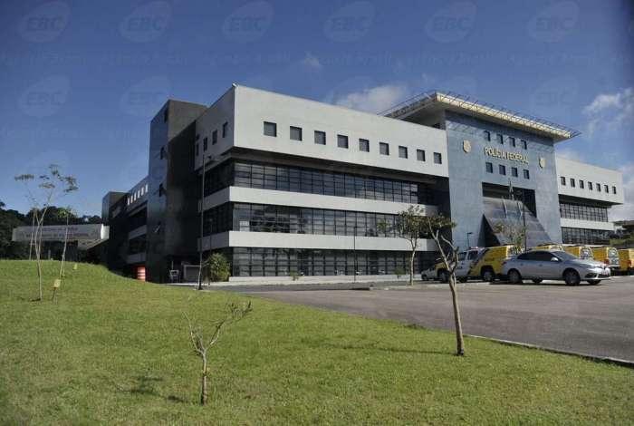 Sede da PF em Curitiba