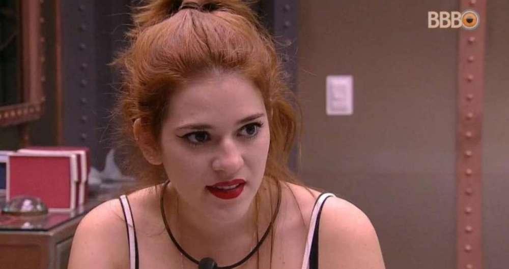 Ana Clara fala sobre voto de Paula na Fam�lia Lima: 'Me deu vontade de vomitar'