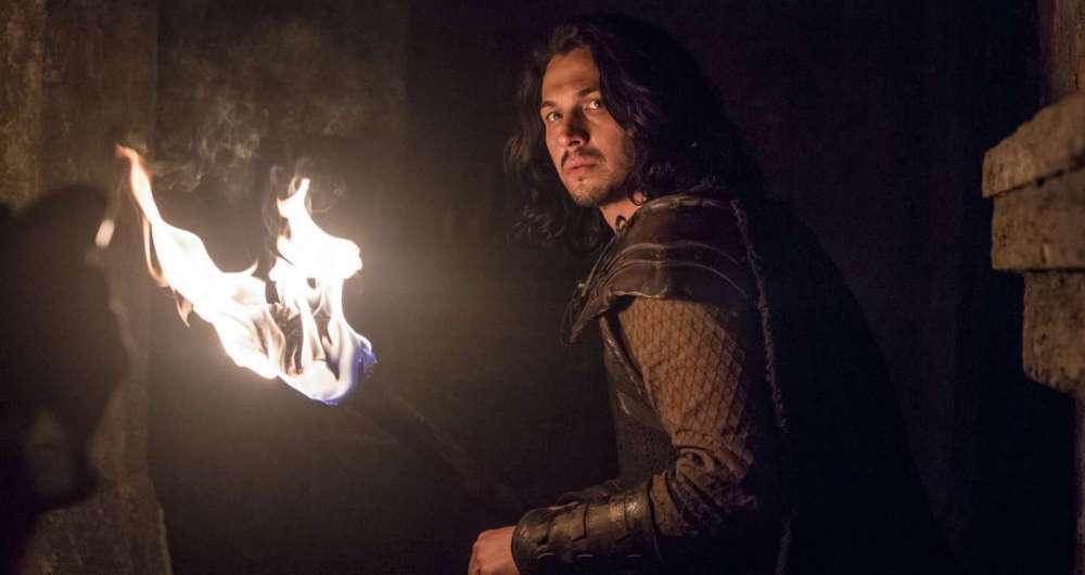 R�mulo Estrela vive o personagem Afonso em 'Deus Salve o Rei'