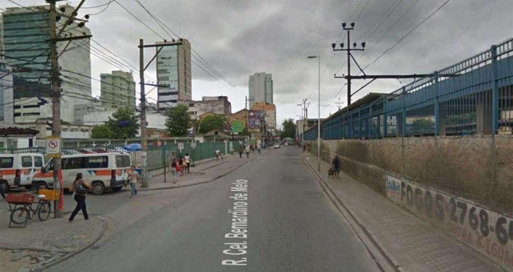 Crime ocorreu na Rua Coronel Bernardino de Melo, em Nova Igua�u