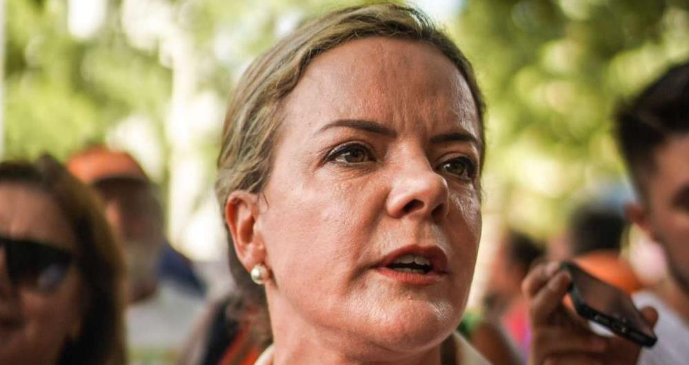 A presidente nacional do PT, senadora Gleisi Hoffmann (PR), afirmou que o último recurso de Lula no âmbito judicial estará no Supremo Tribunal Federal