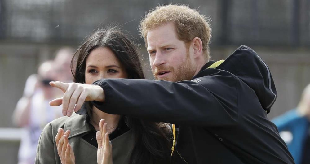 Príncipe Harry e sua noiva, a atriz americana Meghan Markle, participaram de evento esportivo internacional para militares feridos e doentes.
