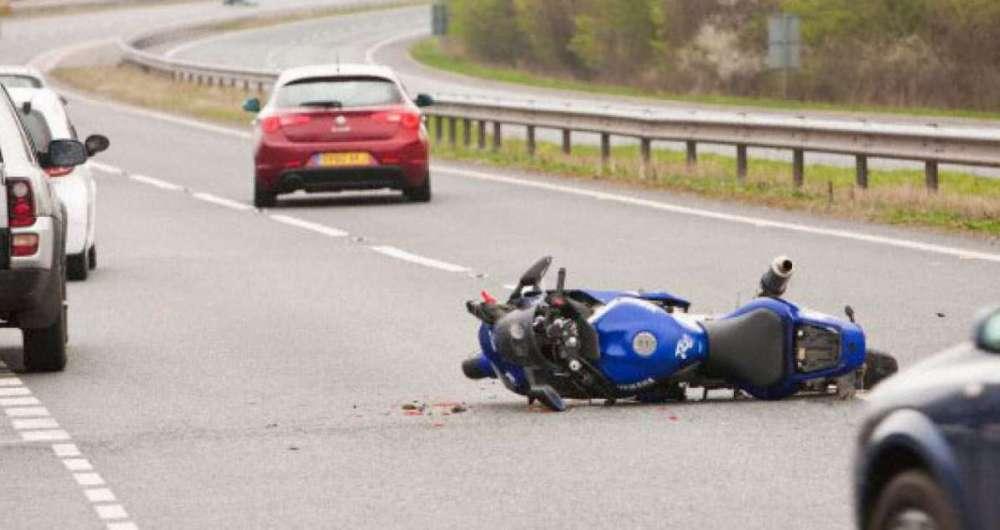 Maioria das v�timas estava envolvida em acidentes de motocicleta