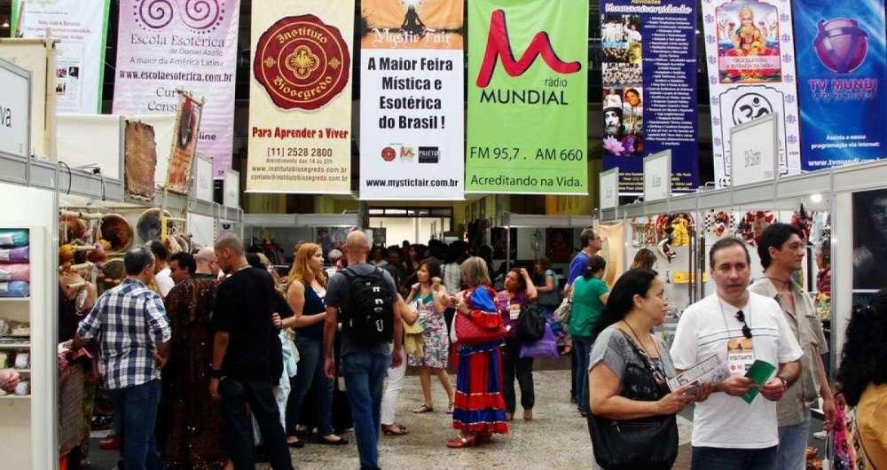 'Mystic Fair' acontece nos dias 5 e 6 de maio
