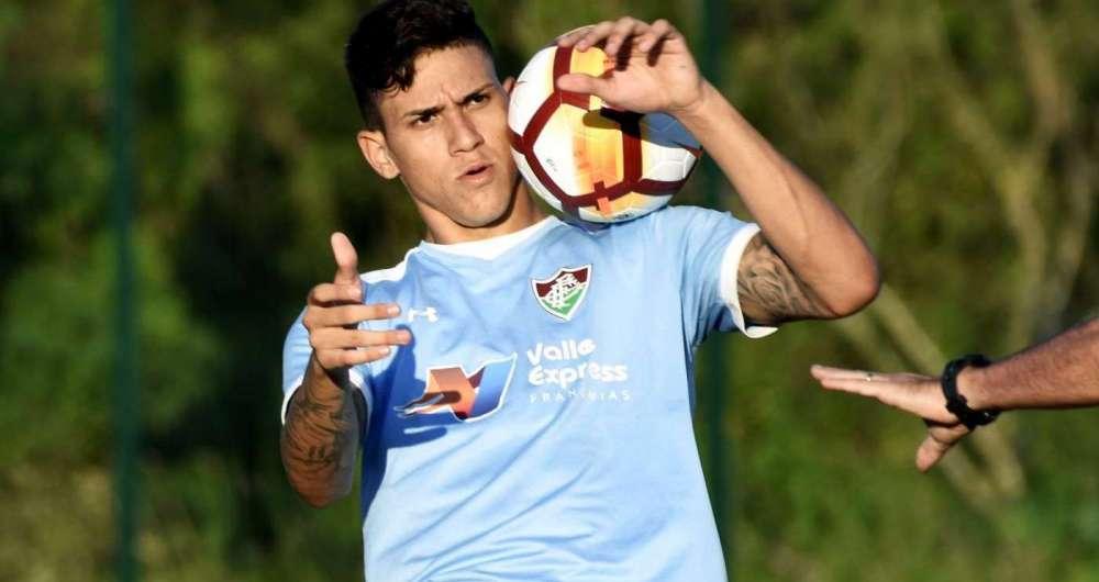 Pedro já marcou oito gols na temporada