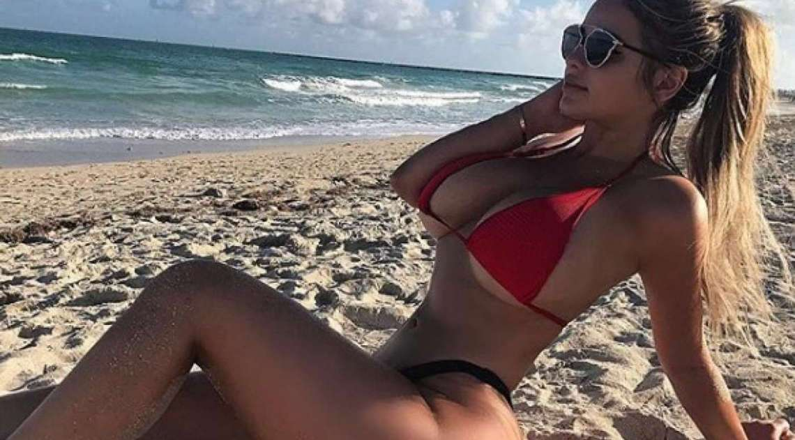 Anastasiya Kvitko tem 23 anos