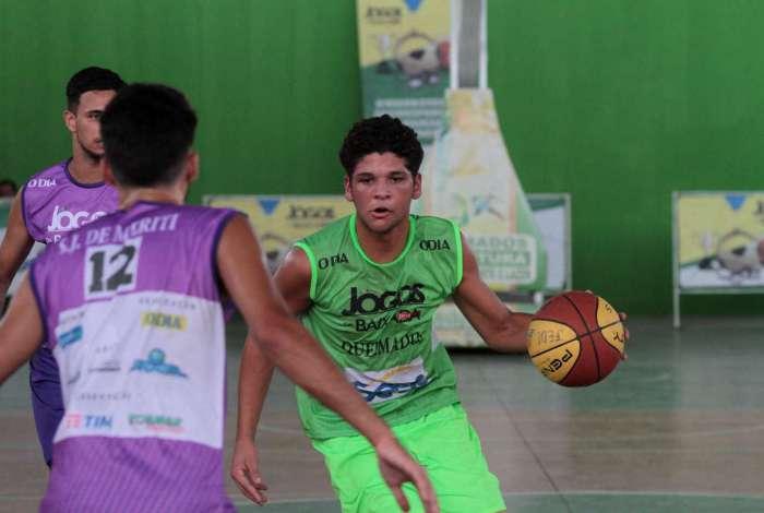Queimados fará o primeiro jogo contra Caxias, no masculino sub-17