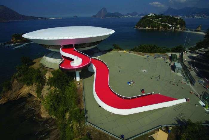 Complexo esportivo na Concha Acústica