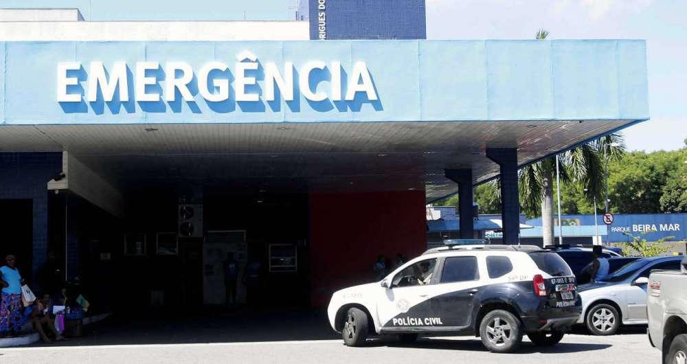 Agente penitenciário é baleado por PM após discussão em hospital na Baixada