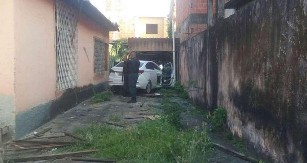 Bandidos trocaram tiros com policiais em Anchieta
