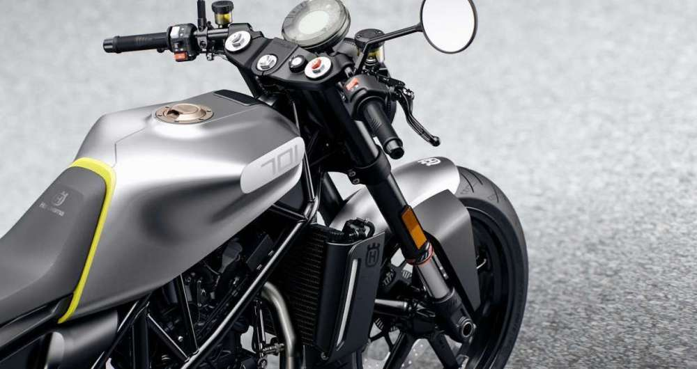 Marca austr�aca lan�a motocicleta com 75 cv