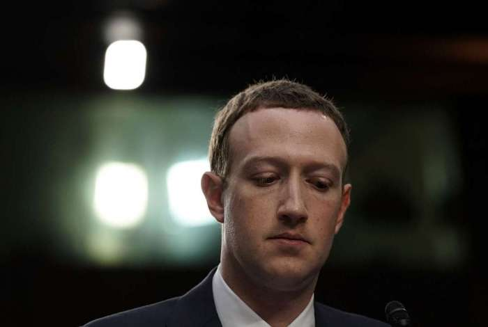 Mark Zuckerberg, CEO do Facebook