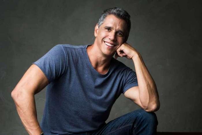Marcio Garcia, apresentador do 'Tamanho Família'