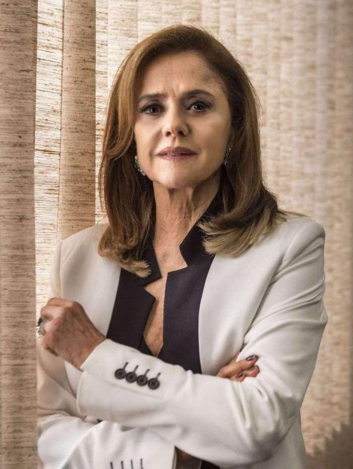 Marieta Severo é Sophia de 'O Outro Lado do Paraíso'