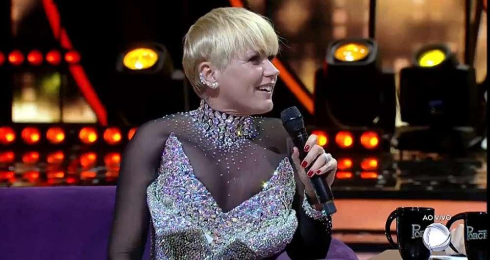 Porchat ironiza falta de paquita negra e Xuxa rebate: 'Isso é feio'