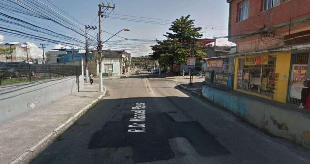 Rua Manoel Reis, em Duque de Caxias