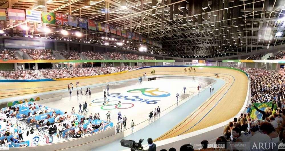 Vel�dromo do Rio recebe competi��o de jud�