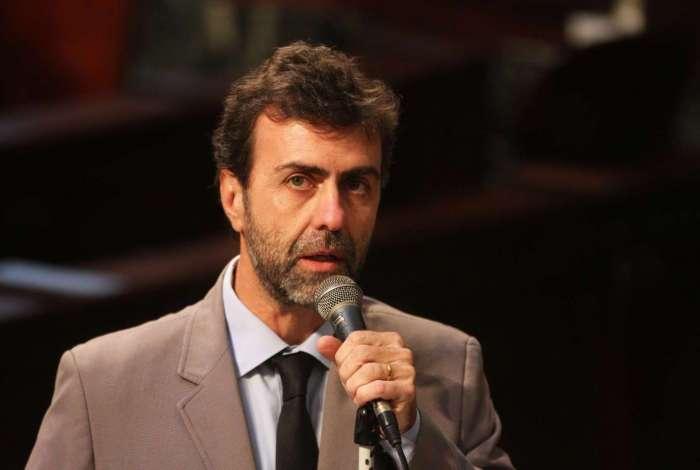 Deputada federal Marcelo Freixo (PSOL)