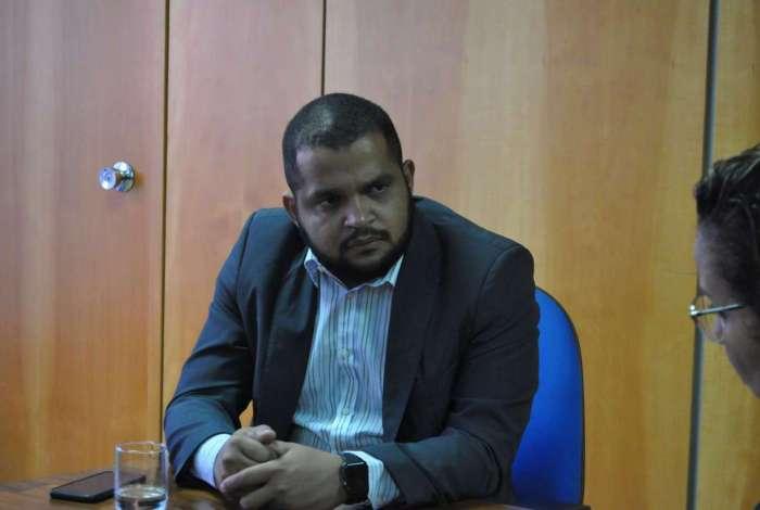 Ilton Jos� Fernandes, diretor de Atendimento do INSS: o que levaria 1 hora ser� feito em 20 minutos