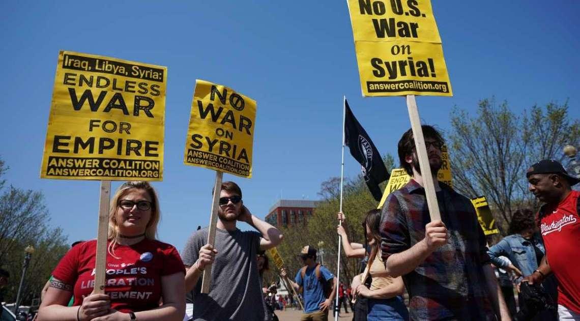 Pentágono diz que próximos passos na Síria dependem de decisão de Assad