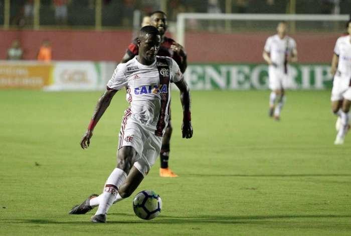 1c352ab601 Confira as notas dos jogadores do Flamengo no jogo contra o Vitória ...