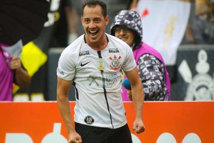 Timão venceu o Fluminense em São Paulo