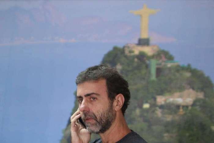 O deputado federal Marcelo Freixo, do Psol