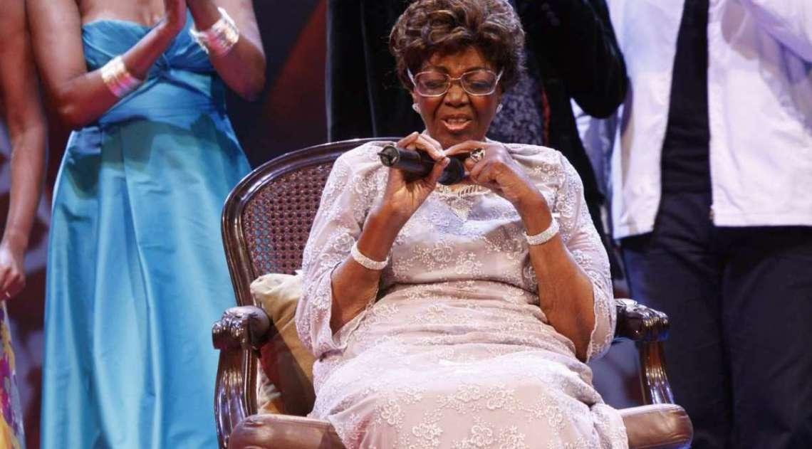 Dona Ivone Lara morreu aos 97 anos nesta segunda-feira