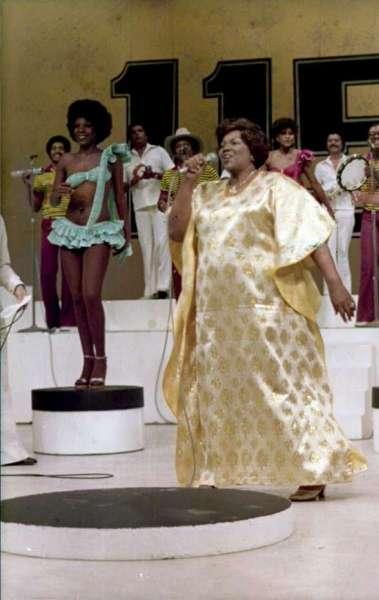 Dona Ivone Lara ficou conhecida como a Rainha do Samba