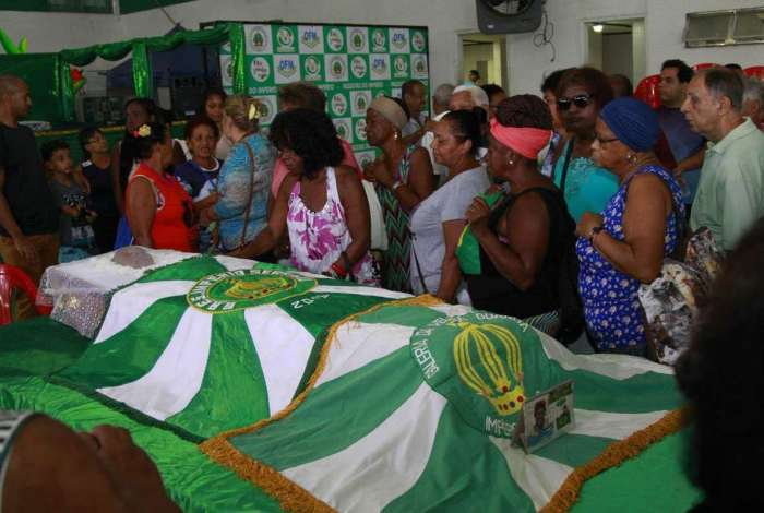 Temer lamenta morte de Dona Ivone Lara