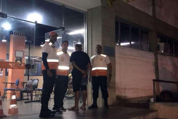 Agentes do Niterói Presente prendem suspeito de tentar roubar carro em Santa Rosa