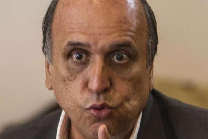 Luiz Fernando Pezão foi preso pela Polícia Federal (PF) na manhã desta quinta-feira