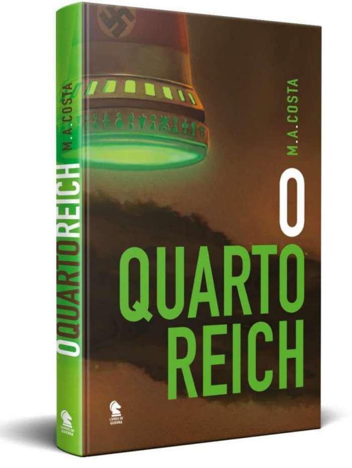 Livro 'O Quarto Reich'