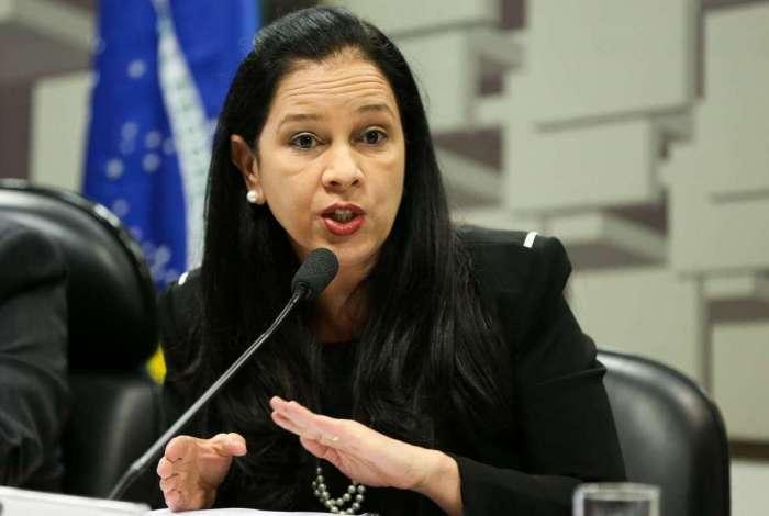 A ministra Grace Mendonça é advogada-geral da União.