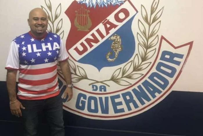 Dudu Azevedo é o novo diretor de Carnaval da União da Ilha