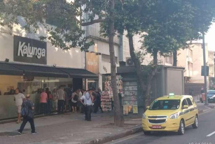 Crime ocorreu na Rua Conde de Bonfim, na Tijuca
