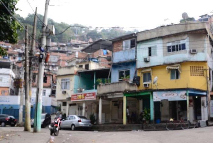 Opera��o no Morro dos Macacos em Vila Isabel nesta ter�a (19).